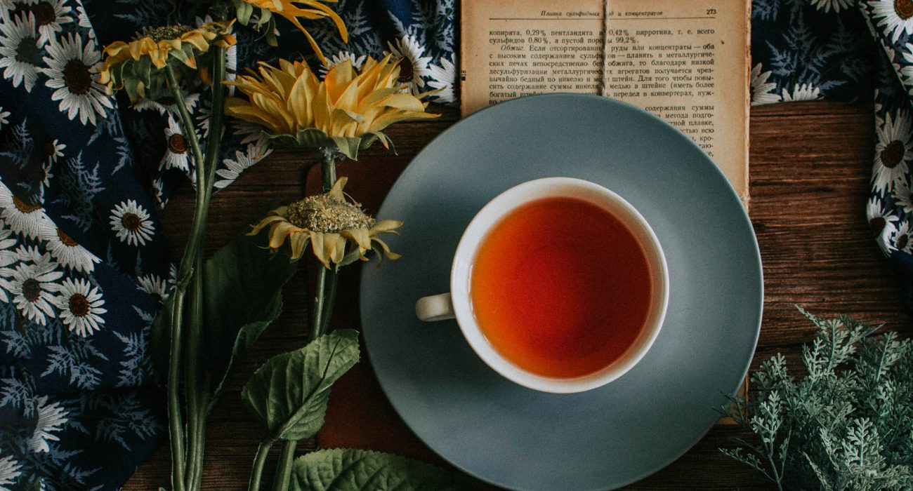Tea Photo: Loverna Journey @Unsplash