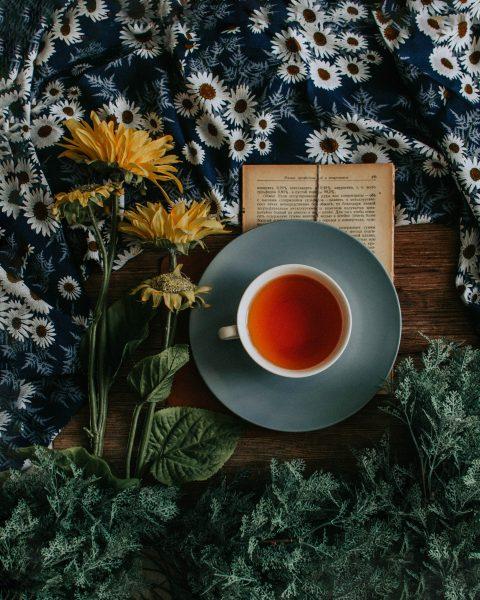 Tea Photo: Loverna Journey @Unsplash