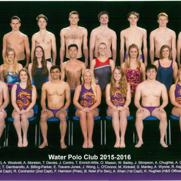 Photo: The UoM Water Polo Club