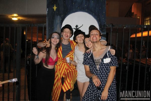 The Darling Family from Pangaea Neverland. Photo: The Mancunion