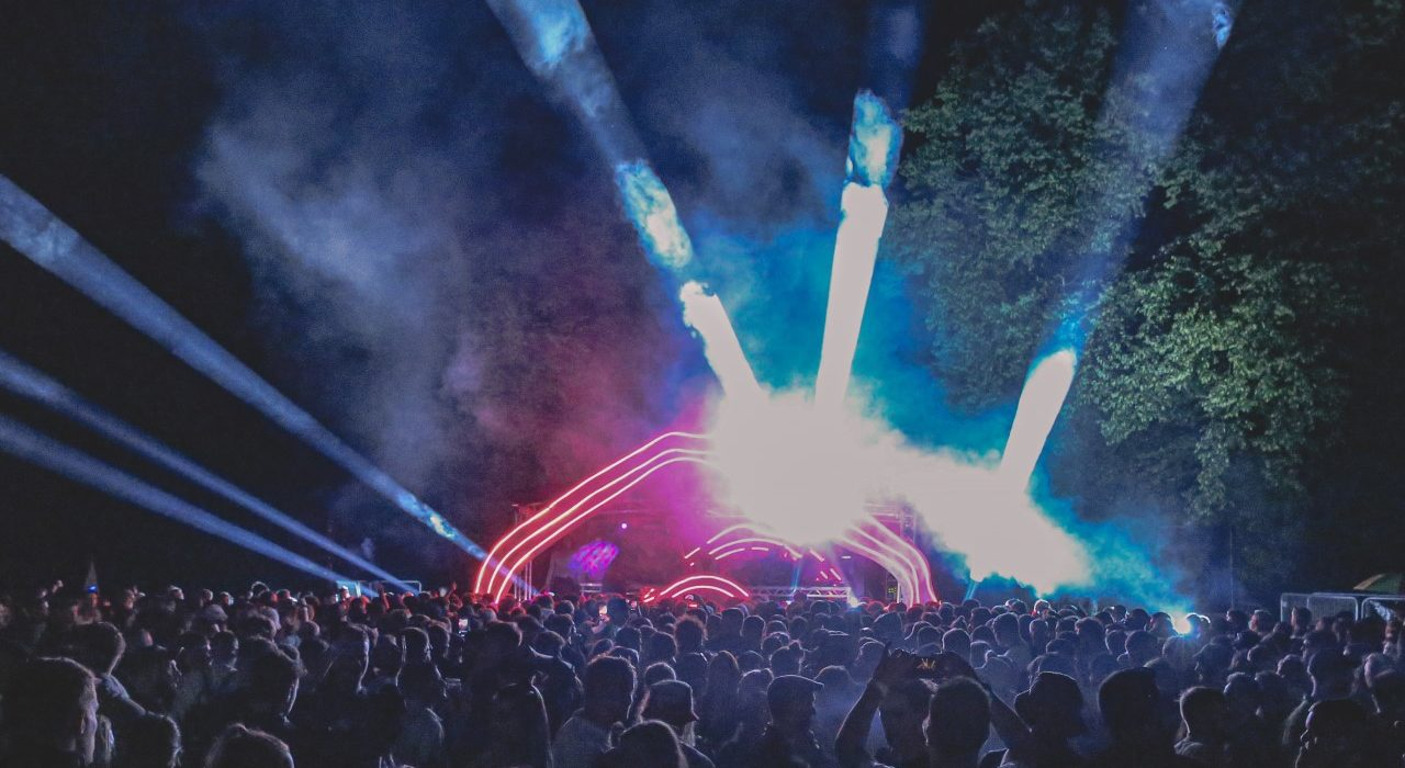 Festival main stage