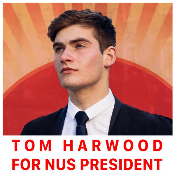 Photo: Tom for NUS President@Facebook