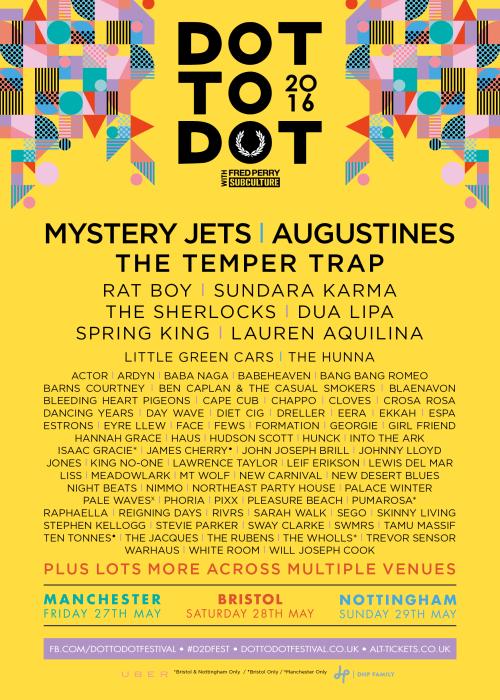 Photo: Dot to Dot Festival