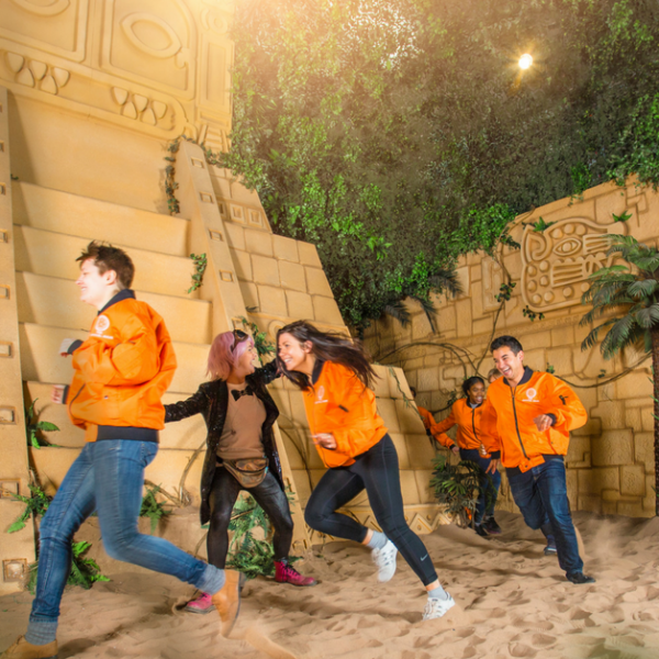Photo: The Crystal Maze LIVE Experience