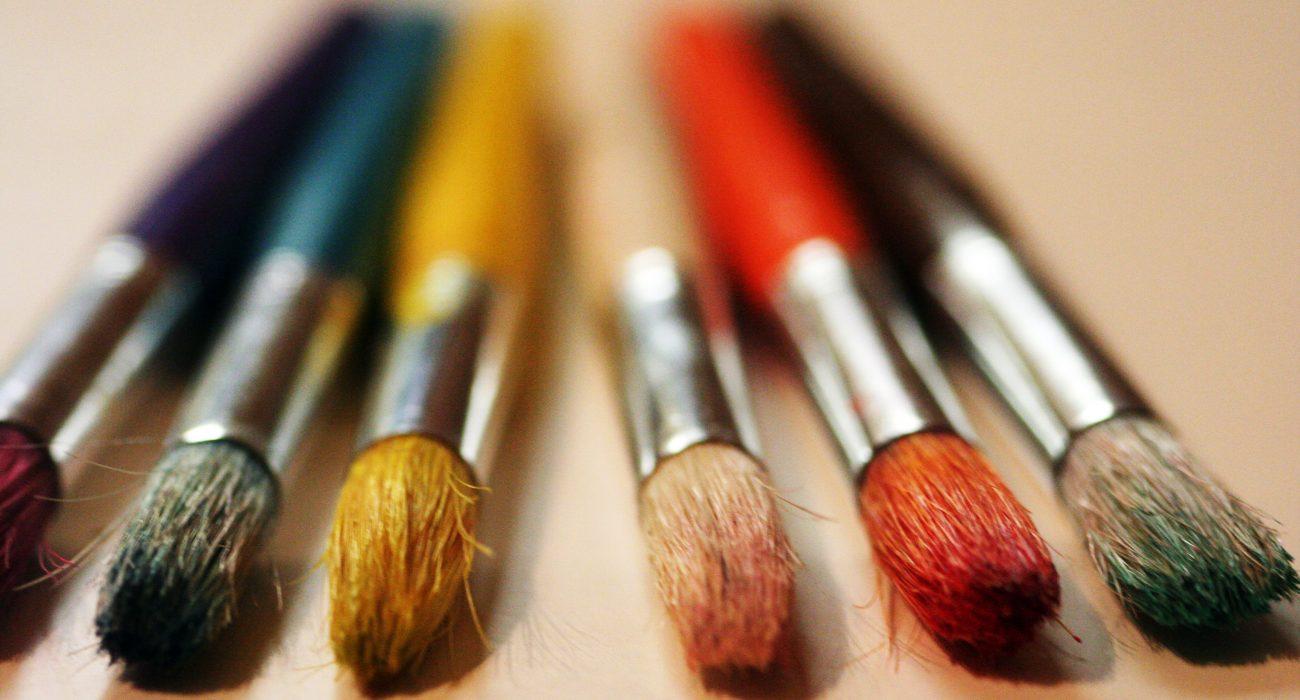 Paintbrushes: John Morgan @Flickr
