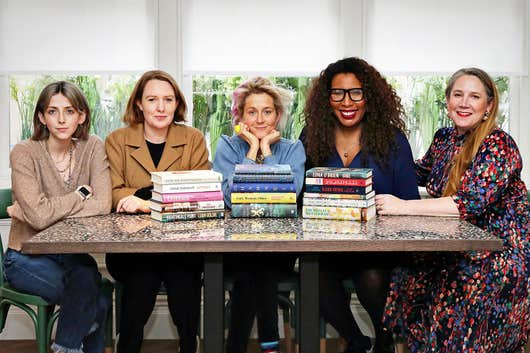 Photo: Press shot from Women's Prize for Fiction
