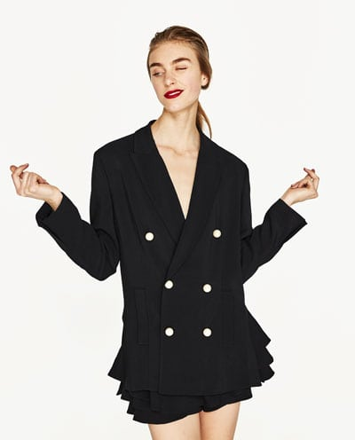 Blazer £79.99. Photo: Zara.com